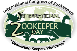 Logo International Zookeeper Day